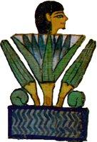 Ancient Wisdom The Blue Lotus